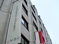Front view of the building of the UVS (Photo: UVS)